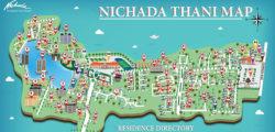 Nichada Thani Map