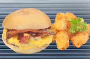 Slider Shack – Burger Restaurant