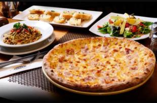 Scoozi Italian Pizza